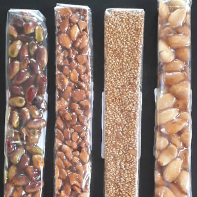 Selection Of Small Brittle Bars