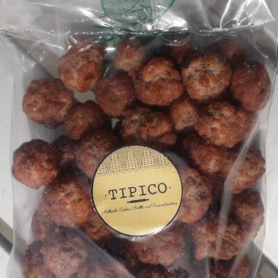 Caramelised Hazelnuts
