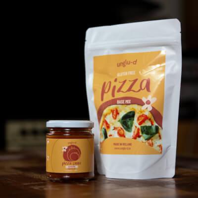 Unglu-D Gluten Free Pizza Kit