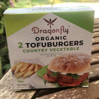 Organic Tofuburgers (2) Country Vegetable