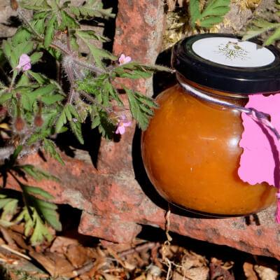 Apricot & Ginger Chutney