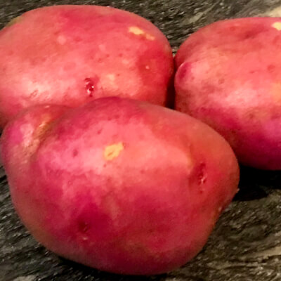 Organic Rudolph Potatoes