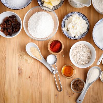 Organic Baking Powder
