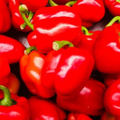 Organic Pepper Red Fresh