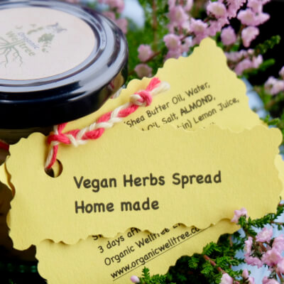 Vegan Garlic Spread