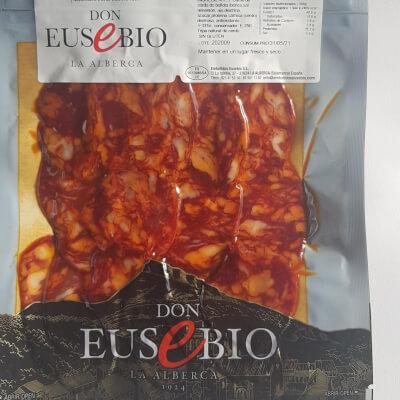 Gourmet Iberico Chorizo (Sliced)