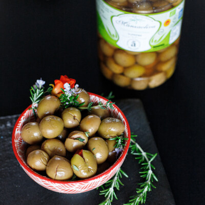 Ugly Delicious Olives