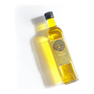 Alberto's Gold Extra Virgin Organic Olive Oil