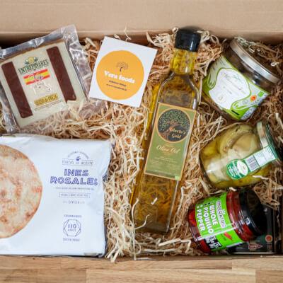 Veggie Foodie Gift Box