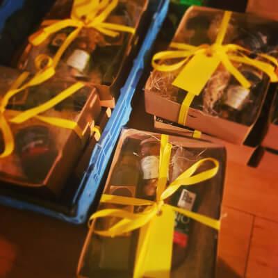 Veggie-Deli Gift Box