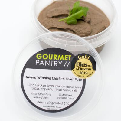 Award Winning Chicken Liver Pate