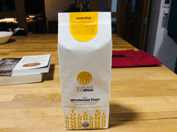 Organic Wholemeal Flour Golden Drop 1kg