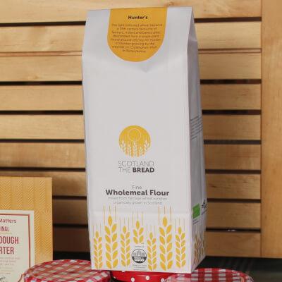 Organic Wholemeal Flour Hunters 1kg