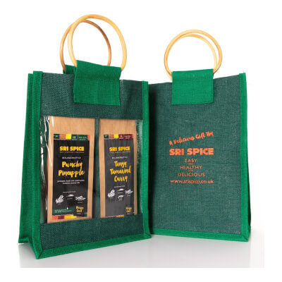 Curry Kit Gift Bag With 2 Main Kits Included