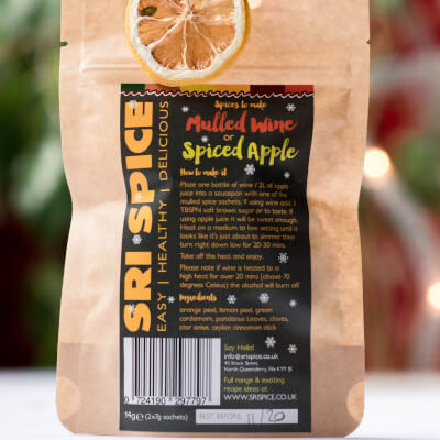 Mulled Wine/Apple Kit