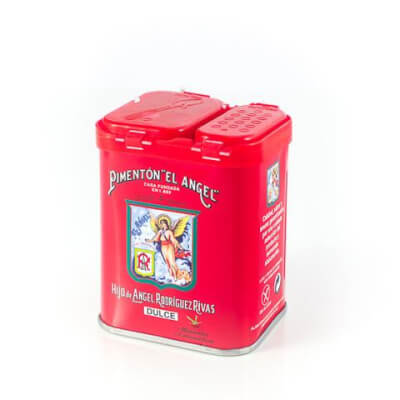 Pimenton Powder Picante: Spicy Smoked Paprika