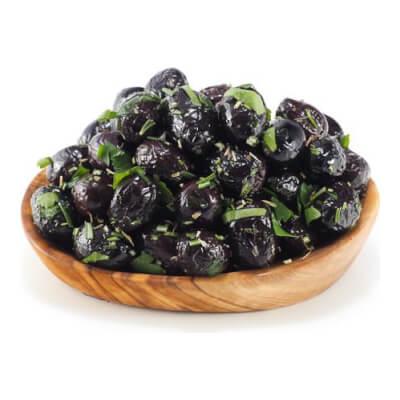 Black Moroc Olives Dressed With Herbes De Provence