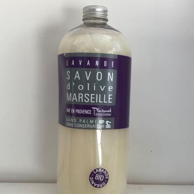 1Litre Organic Liquid Lavender Hand Soap
