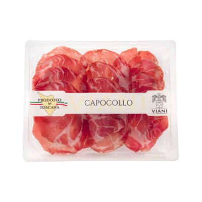 Coppa Ham (Pre Sliced)
