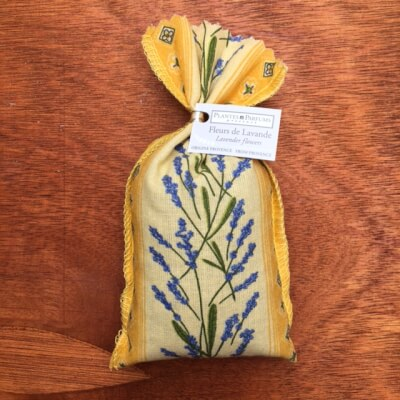 Lavender Sachets - Yellow