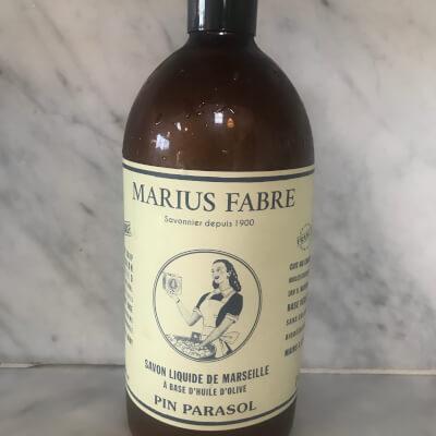 1 Ltr Savon De Marseille Liquid Soap - Pine