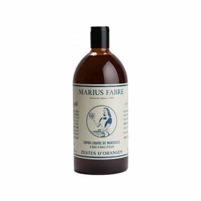1 Ltr Savon De Marseille Liquid Soap - Orange