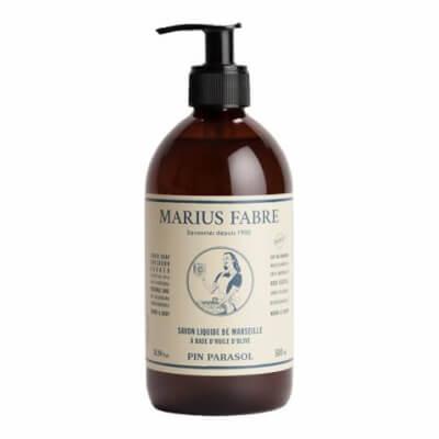 500 Ml  Savon De Marseille Liquid Soap - Pine