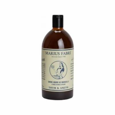 1 Ltr Savon De Marseille Liquid Soap - Thme & Dill