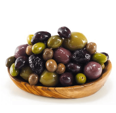 Mixed Olives (With Stones)