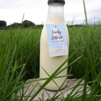 For Gut Sake, Lovely Leitrim Farm Fresh Milk