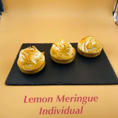 Lemon Meringue Individual Tarts - 5 Pack