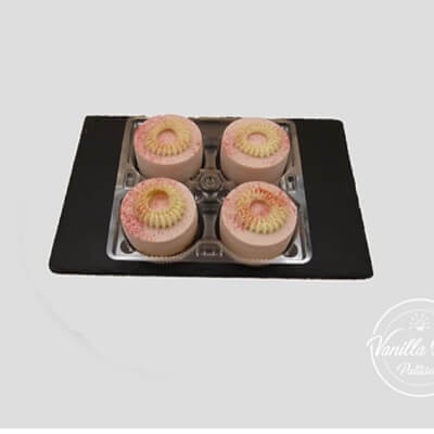 Gluten Free Berry Cheesecake - 4 Pack