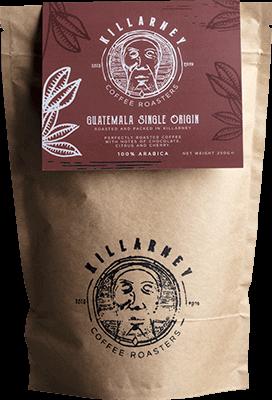 Killarney Coffee Guatemala Single Origin - Whole Bean