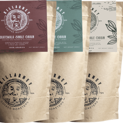 Killarney Coffee Trio - Whole Bean