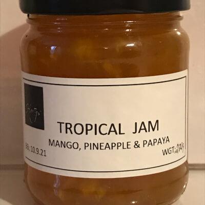 Hartys Tropical Jam