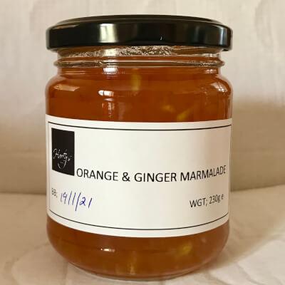 Harty's Orange & Ginger Marmalade