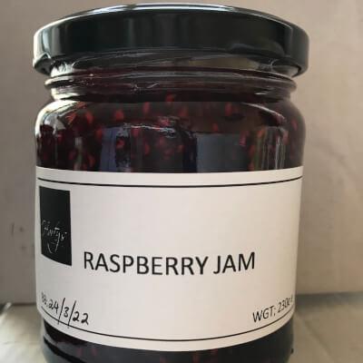 Harty's Raspberry Jam