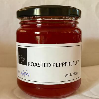 Harty's Roasted Pepper Jelly