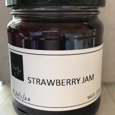 Harty's Strawberry Jam