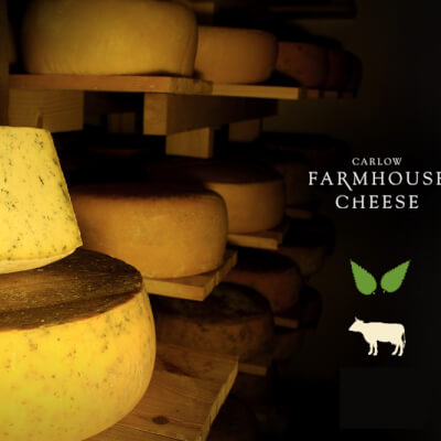 Carlow Farmhouse Cow Cheese - Nettle And Onion