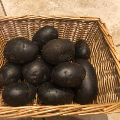 Purple Potatoes (Violeta)