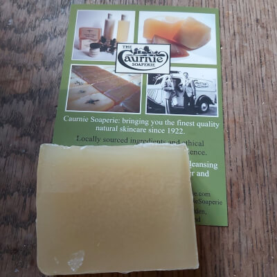 Patchouli Soap Block 100G