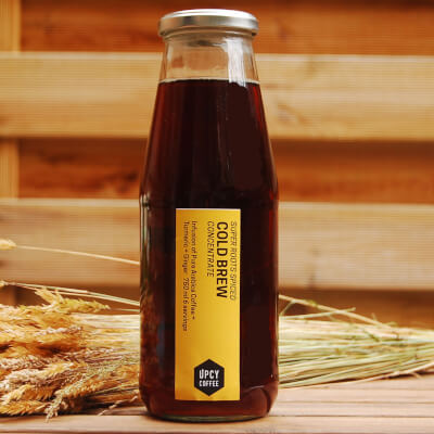 New!!! Cold Brew Concentrate - Super Roots Spiced Cold Brew