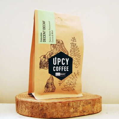 New Decaf Coffee - Colombia - Espresso Ground