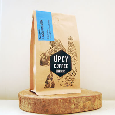 Organic Guatemala Finca Bremen - Espresso Ground