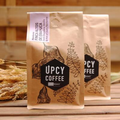 Organic Single Origin - Honduras Finca Altos De Erapuca - Grounds For Moka Pot/Espresso