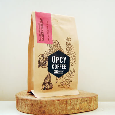 New Worker's Blend - Rwanda & Kenya - Espresso Ground