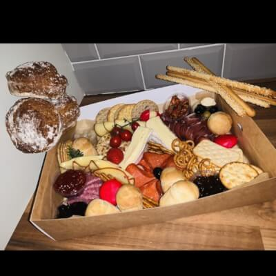 Grazing Box For 2