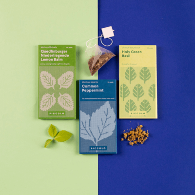 Seeds - Herbal Teas Collection