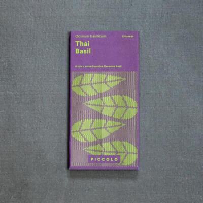 Seeds - Basil Thai